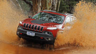 Jeep Cherokee will keep controversial face in forthcoming update
