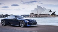 Lexus LF-LC production model could fill an important gap in Australia, says local chief