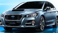 Subaru Levorg firming for Australia