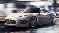 Spyker exits bankruptcy protection, prepares to launch electric cars