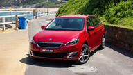 Peugeot 308 Touring range could gain sub-$30K option and GT flagship