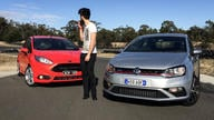 Ford Fiesta ST v Volkswagen Polo GTI : Comparison Review
