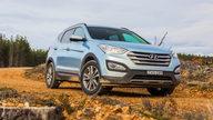 Hyundai Santa Fe, Sonata sales remain steady