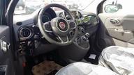 2016 Fiat 500's inside sneaks out