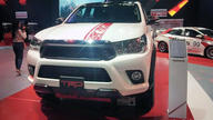 Toyota HiLux TRD Prototype revealed: new Wildtrak rival debuts in Thailand