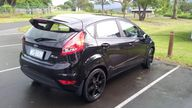 2013 Ford Fiesta Cl Review