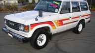 1986 Toyota Landcruiser (4x4) Review