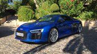 2016 Audi R8 Review