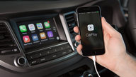 Apple CarPlay in the 2015 Hyundai Tucson