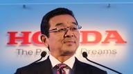 Honda CEO outlines new focus in first address  - UPDATE