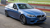 BMW M5 Pure launched at $185K, cheapest M5 in decades