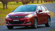 2015 Citroen C4 pricing and specifications