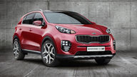 2016 Kia Sportage specifications and interior revealed