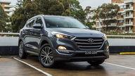 2016 Hyundai Tucson Active X Review
