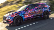Jaguar F-Pace could be brand's top-seller