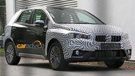 2016 Suzuki S-Cross update spied