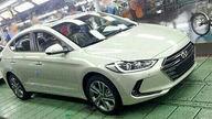 2016 Hyundai Elantra revealed via factory floor leak