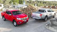 2015 Nissan Navara RX v Mitsubishi Triton GLS : Comparison Review