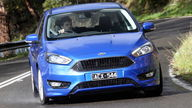 2016 Ford Focus Review