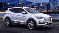 2016 Hyundai Santa Fe gets new safety tech and design tweaks