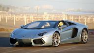 2015 Lamborghini Aventador Roadster Review