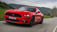 Ford Mustang waiting list out to almost 2017