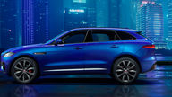 Jaguar F-Pace revealed: Image and video of company's first crossover