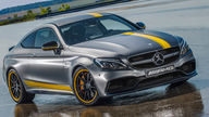 Mercedes-AMG C63 Coupe Edition 1 unveield