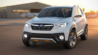 Subaru to preview next-gen Forester and Impreza at Tokyo motor show