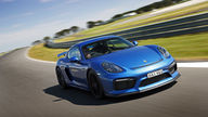 Porsche Cayman GT4 could take some 911 sales