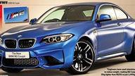 BMW M2 leaked ahead of debut