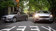 Ford Focus Trend v Mazda 3 Maxx Comparison