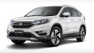 2015 Honda CR-V Series II 4Wd Limited Edition on sale in Australia