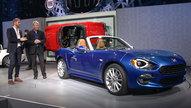 2016 Fiat 124 Design Interview with Felix Kilbertus : 2015 LA Auto Show