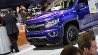 Chevrolet Colorado Z71 : 2015 LA Auto Show