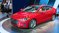2016 Hyundai Elantra : 2015 LA Auto Show