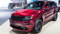Jeep Grand Cherokee SRT Night and Wrangler Red Rock : 2015 LA Auto Show