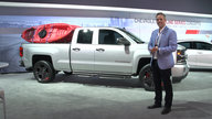 General Motors Stand and Malibu Hybrid Walkaround : 2015 LA Auto Show