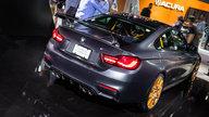 BMW M4 GTS with OLED Taillights : 2015 LA Auto Show