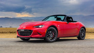 2016 Mazda MX-5 Review : 2.0-Litre Club-Spec drive to Laguna Seca
