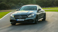 A lap of Ascari Circuit in Spain : Mercedes-AMG C 63 S Coupe Test Drive