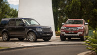 Ford Everest Titanium v Land Rover Discovery SDV6 SE: Comparison Review