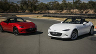 Mazda MX-5 1.5L v Mazda MX-5 2.0L: Track Comparison Review