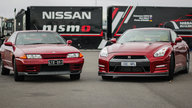 Nissan GT-R R35 v R32: The latest and the greatest at Phillip Island