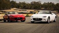 2016 Mazda MX-5 1.5L v 2.0L track comparison