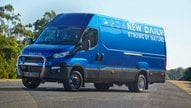 2016 Iveco Daily pricing and specifications