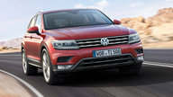 2017 Volkswagen Tiguan to introduce seven-seat, 'coupe' models - report
