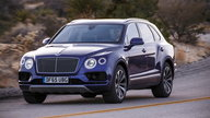 Bentley Bentayga not a risk to British brand becoming SUV obsessed