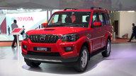 2016 Delhi Auto Expo - Mahindra Scorpio quick look