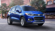 Chevrolet Trax facelift revealed, will come here as a Holden